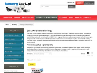 Zestaw do monitoringu